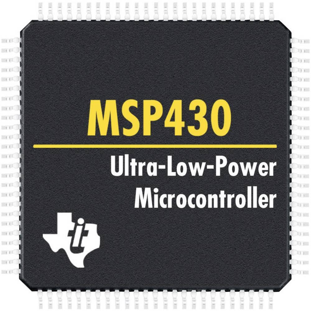 Vgrajeni mikrokontroler MSP430F2370IRHA VQFN-40 (6x6) Texas Instruments 16-bitni 16 MHz število I/O 32