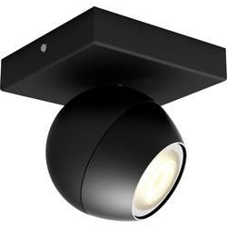 Philips Lighting Hue stropni reflektor z zatemnilnim stikalom Buckram GU10 10 W topla bela, nevtralno bela, dnevno bela svetloba