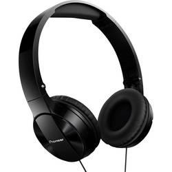 Pioneer SE-MJ503-K slušalke, On Ear, zložljive, črne barve