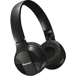 Pioneer SE-MJ553BT-K Bluetooth® slušalke, On Ear, zložljive, z možnostjo upravljanja glasnosti, črne barve