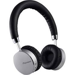Pioneer SE-MJ561BT-T Bluetooth® slušalke, On Ear, z možnostjo upravljanja glasnosti, NFC, srebrne barve