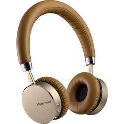 Pioneer SE-MJ561BT-S Bluetooth® slušalke, On Ear, z možnostjo upravljanja glasnosti, NFC, rjave barve