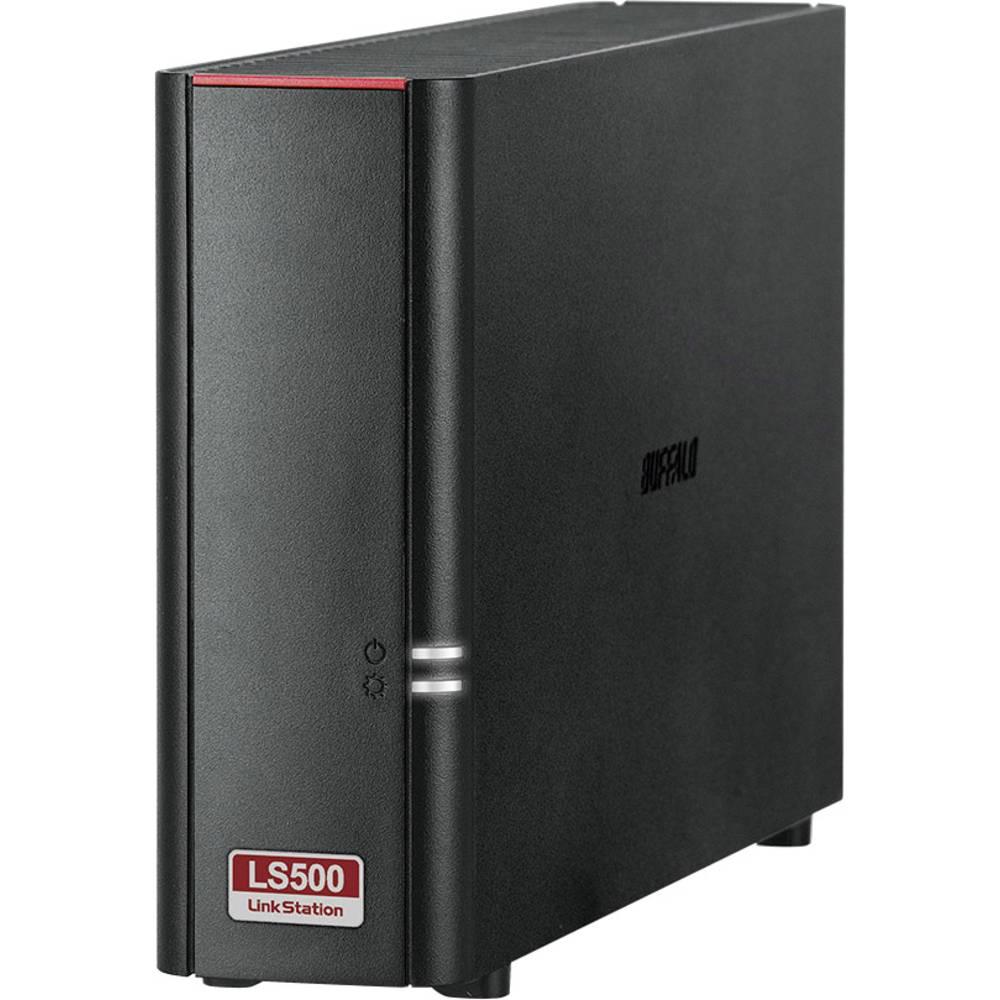 NAS server 4 TB Buffalo LinkStation™ 510 LS510D0401-EU