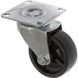 TOOLCRAFT TO-5137893 Fiksna guma za kotače 50 mm s navojnom pločicom