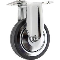 TOOLCRAFT TO-5137932 Fiksna guma za kotače 100 mm s montažnom pločom