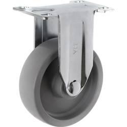 TOOLCRAFT TO-5137941 Fiksni kotač PP 100 mm s montažnom pločom