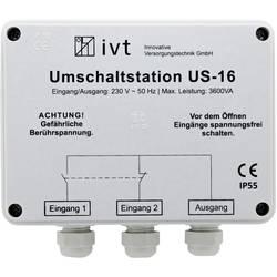 IVT preklopna postaja US-16 3600 VA 400034 160 mm x 145 mm x 77 mm Primerno za model (inverter):univerzalni