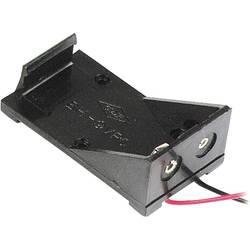 Baterije - držač 1x 9 V Block Kabel (D x Š x V) 55 x 31 x 20 mm Velleman BH9V