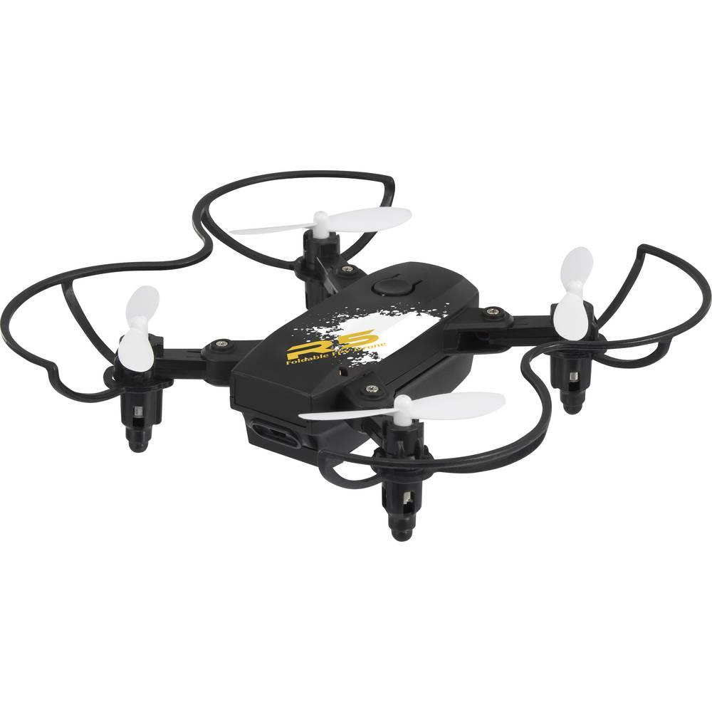 Reely R5-Foldable FPV Drone Kvadrokopter RtF Za začetnike, Letalska kamera