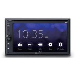Sony XAVAX205DB.EUR multimedijski avtoradio, DAB+ Tuner, Bluetooth® prostoročno telefoniranje, priključek za vzvratno kamero