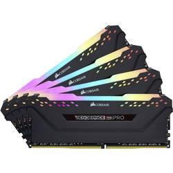 Corsair PC pomnilniški komplet CMW32GX4M4C3000C15 32 GB 4 x 8 GB DDR4-RAM 3000 MHz CL15 17-17-35