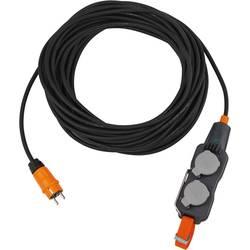 Brennenstuhl 9161150160 tok podaljšek 16 A črna, oranžna 15.00 m