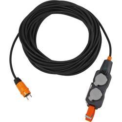 Brennenstuhl 9161250160 tok podaljšek 16 A črna, oranžna 25.00 m