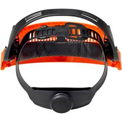 3M G5V5CH51OR Zaščitna čelada Oranžna