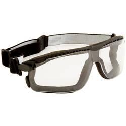 3M Maxim Hybrid MAXHYB očala za polni pogled vklj. zaščita proti rošenju bela, črna
