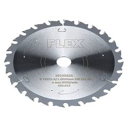 Flex 456012 list kružne pile od tvrdog metala 165 mm 1 St.