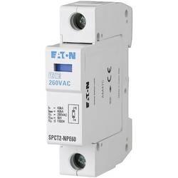Prenapetostna zaščita-odvodnik Prenapetostna zaščita za: Razdelilna omarica Eaton SPCT2-280-1+NPE 167619 20 kA