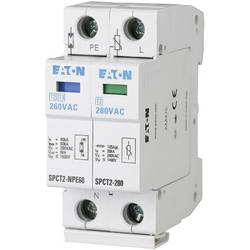 Prenapetostna zaščita-odvodnik Prenapetostna zaščita za: Razdelilna omarica Eaton SPCT2-335-1+NPE 167621 20 kA