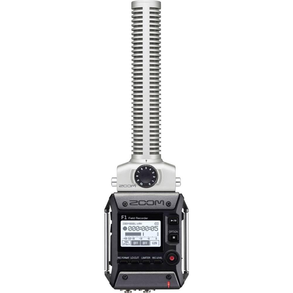 prijenosni audio snimač Zoom F1-SP siva, crna