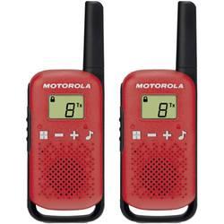 Motorola Solutions TALKABOUT T42 rot pmr ročna radijska postaja 2-delni komplet