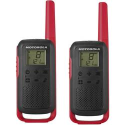 Motorola Solutions TALKABOUT T62 rot pmr ročna radijska postaja