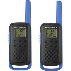 Motorola Solutions TALKABOUT T62 blau pmr ročna radijska postaja