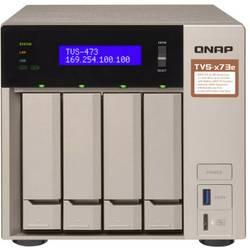 QNAP TVS-473E-8G nas strežnik ohišje 4 Bay 2x m.2 reža