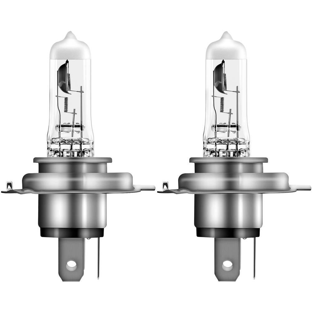 OSRAM halogenska žarnica Night Breaker® Silver H4 60/55 W