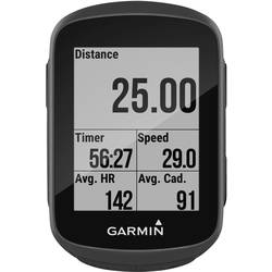 Garmin Edge 130 outdoor navigacija kolesarjenje bluetooth®, glonass, zaščita pred brizganjem vode, gps