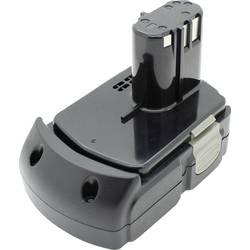 Beltrona HIT90611462 električni alaT-akumulator Zamjenjuje originalnu akumul. bateriju Hitachi BCL1815 18 V 2000 mAh li-ion