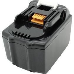 Beltrona MAK90614469 električni alaT-akumulator Zamjenjuje originalnu akumul. bateriju Makita BL1860 18 V 6000 mAh li-ion
