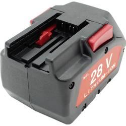 Beltrona MIL90621722 električni alaT-akumulator Zamjenjuje originalnu akumul. bateriju Milwaukee V28B 28 V 2000 mAh li-ion