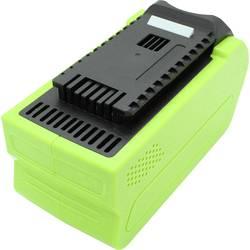 Beltrona GRE90653907 električni alaT-akumulator Zamjenjuje originalnu akumul. bateriju Greenworks G-MAX40V 40 V 4000 mAh li-ion