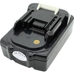 Beltrona MAK90614462 električni alaT-akumulator Zamjenjuje originalnu akumul. bateriju Makita BL1815 18 V 2000 mAh li-ion