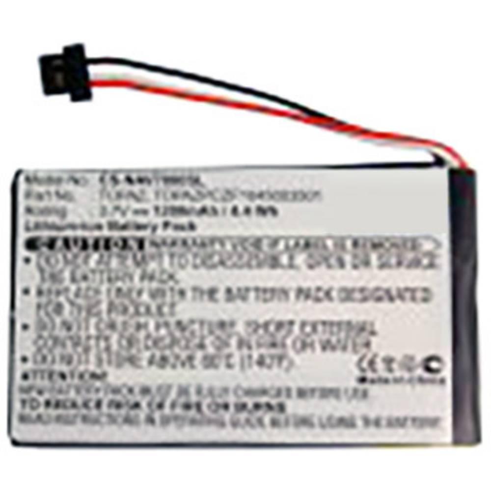 Akumulatorska navigacijska naprava Beltrona Nadomešča originalno baterijo Topaz, TOPAZPCZF1045003501 3.7 V 1200 mAh