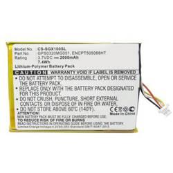 Akumulatorska navigacijska naprava Beltrona Nadomešča originalno baterijo ENCPT505068HT, GPS0320MG051 3.7 V 2000 mAh