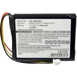 Akumulatorska navigacijska naprava Beltrona Nadomešča originalno baterijo F650010252, F709070710 3.7 V 800 mAh