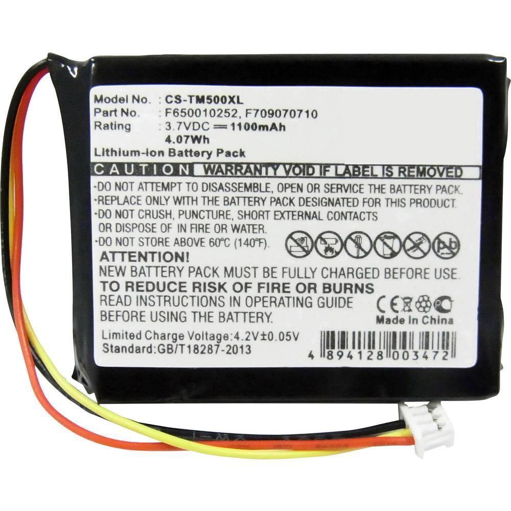 Beltrona akumulatorska navigacijska naprava Nadomešča originalno baterijo F650010252, F709070710 3.7 V 1100 mAh