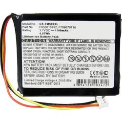 Akumulatorska navigacijska naprava Beltrona Nadomešča originalno baterijo F650010252, F709070710 3.7 V 1100 mAh