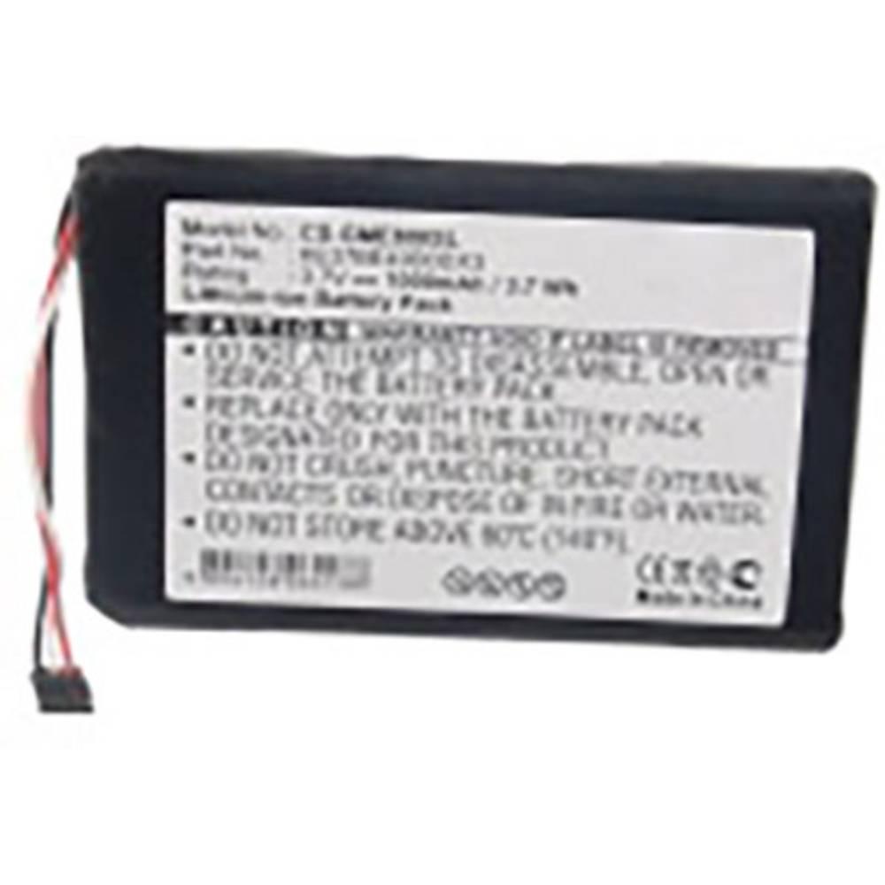 Beltrona Akumulatorska navigacijska naprava Nadomešča originalno baterijo KE37BE49D0DX3 3.7 V 1000 mAh