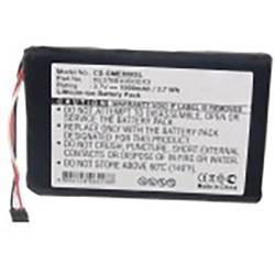 Akumulatorska navigacijska naprava Beltrona Nadomešča originalno baterijo KE37BE49D0DX3 3.7 V 1000 mAh