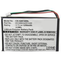Akumulatorska navigacijska naprava Beltrona Nadomešča originalno baterijo ED38BD4251U20 3.7 V 1250 mAh