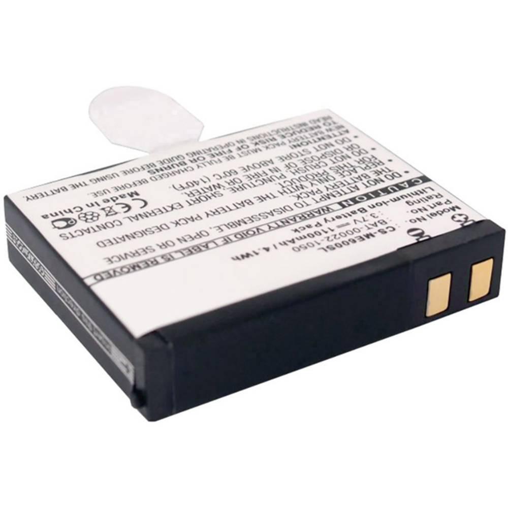Beltrona akumulatorska navigacijska naprava Nadomešča originalno baterijo BAT-00022-1050 3.7 V 1100 mAh