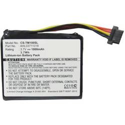 Akumulatorska navigacijska naprava Beltrona Nadomešča originalno baterijo 4CQ02, AHL03711018, VF1C 3.7 V 1000 mAh