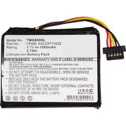 Akumulatorska navigacijska naprava Beltrona Nadomešča originalno baterijo AHL03711022, VF6M 3.7 V 1000 mAh