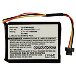 Akumulatorska navigacijska naprava Beltrona Nadomešča originalno baterijo 6027A0090721, 6027A0093901, FLB0920012619, FMB08290211