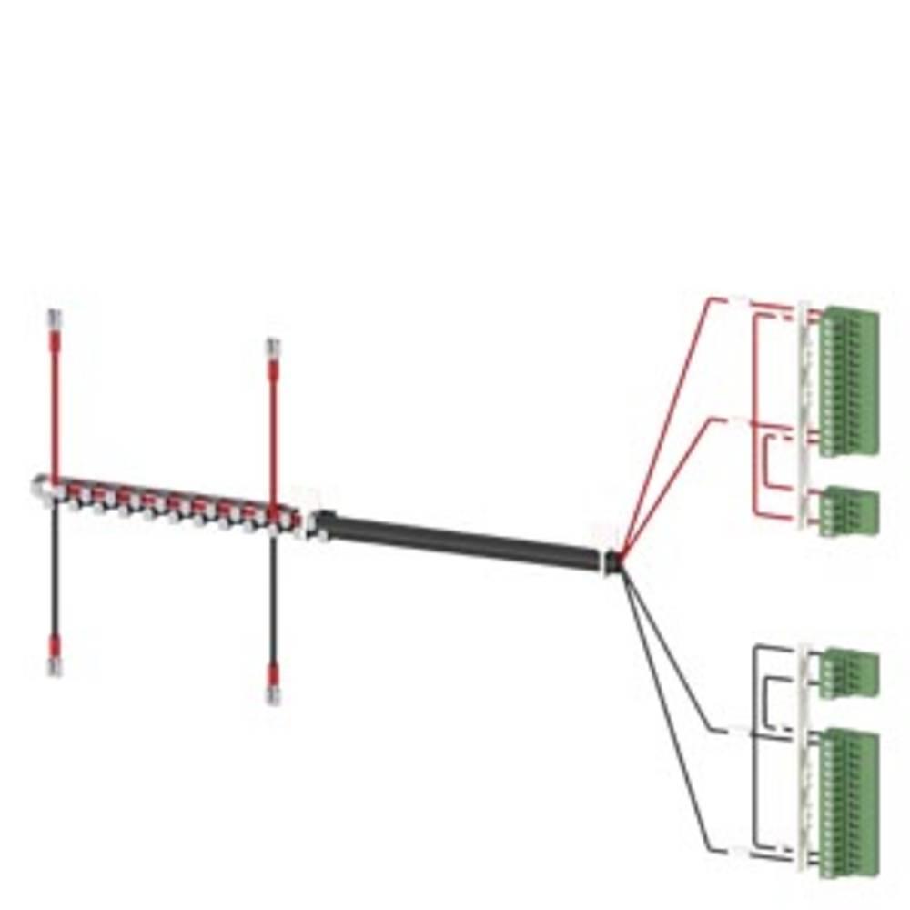 napajalni kabel Siemens 3KC9833-4 1 kos