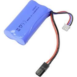 Reely liion akumulatorski paket za modele 7.4 V 1500 mAh Število celic: 2 1 C dirkalna baterija mini