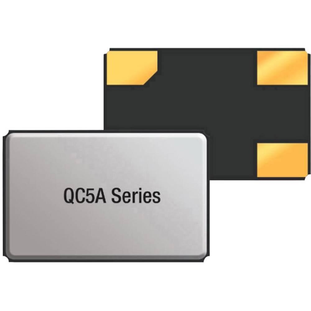Kvarc QC5A-serija Qantek QC5A14.31818F12B12M frekvenca 14.31818 MHz oblika 4-PAD SMD (D x Š x V) 5 x 3.2 x 0.8 mm