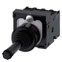 Siemens Stikalo za koordinate, 22 mm, okroglo, plastično, črno, zapah, 1S, 1S, 1S, 1S 3SU1100-7BE10-1QA0